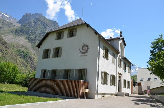 Stephan Corporon - PNF. Maison du Parc national en Valgaudemar